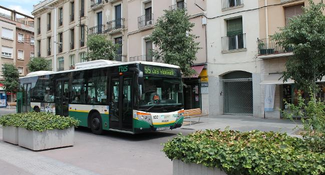 L'autobús urbà serà gratuït a Sabadell del 2 al 9 d'abril per facilitar la mobilitat de les persones que presten serveis essencials