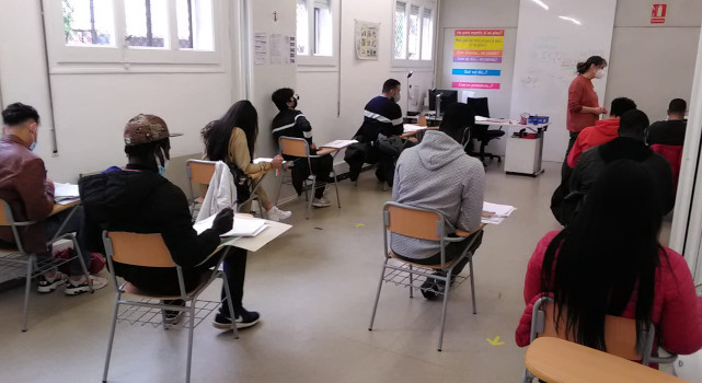 El Centre de Normalització Lingüística de Sabadell engega el 3r trimestre amb més de 600 alumnes