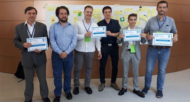 Un treball sobre biotecnologia per al diagnòstic i tractament oncològic guanya el 1r premi a la Millor Empresa al VI Fòrum d'Emprenedoria a Sabadell