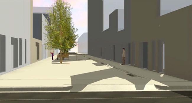 S'aprova l'adjudicació del projecte que farà possible el camí escolar a l'Escola Serra