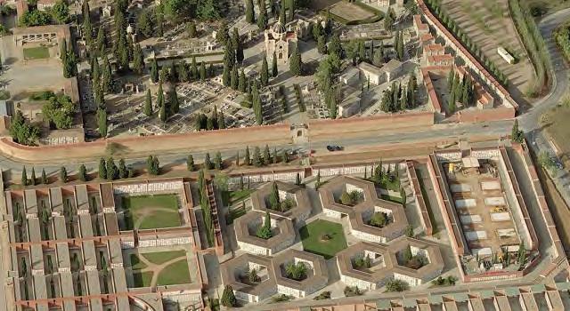 El programa d'inversions del bienni 2021-2022 preveu destinar prop de 600.000 euros en millores al Cementiri Municipal