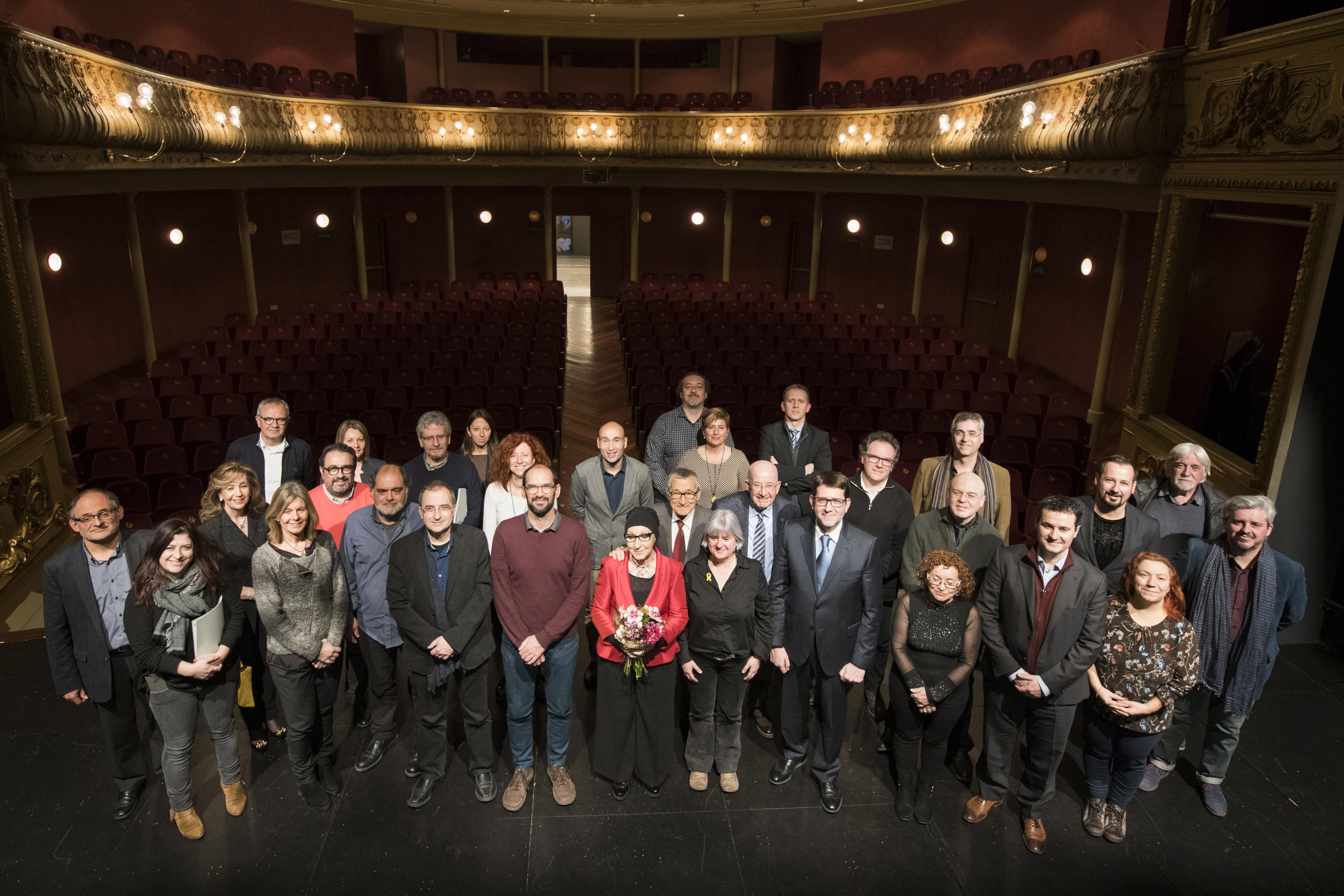 Sabadell acull una trobada amb representants dels municipis on es programa el Cicle Òpera Catalunya