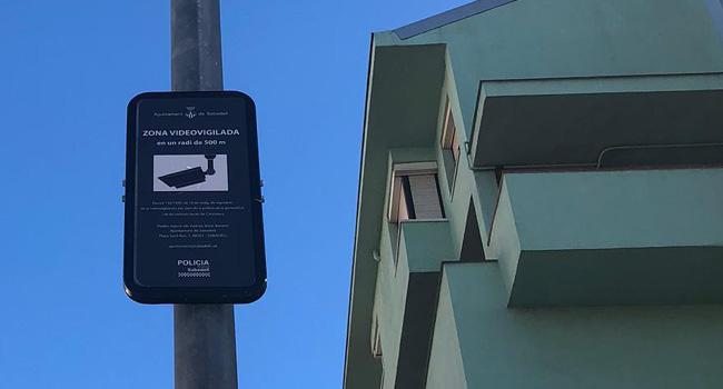 Can Deu comptarà amb noves càmeres de seguretat a l'espai públic