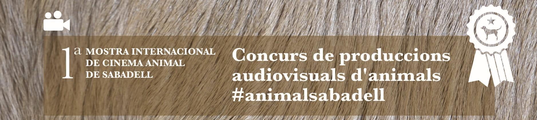 Una cinquantena de produccions audiovisuals s'han presentat a la I Mostra Internacional de Cinema Animal #AnimalSabadell
