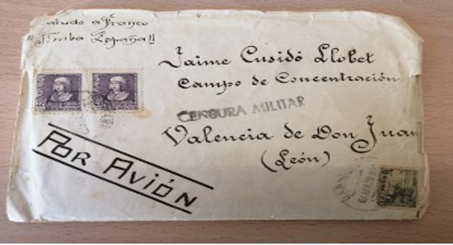 """Presentació del llibre """"Convulsiones"""", escrit a partir del diari personal del combatent sabadellenc Jaume Cusidó Llobet"""