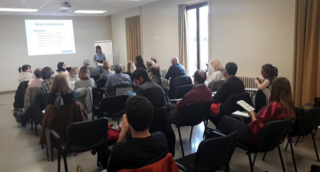 Segona edició del curs d'iniciació a la comptabilitat per a entitats