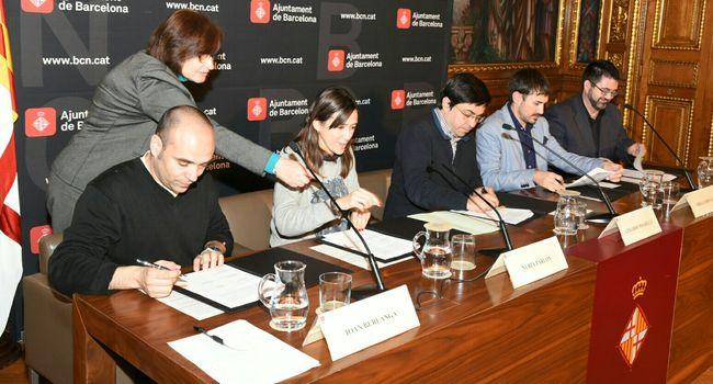 Sabadell signa una declaració municipalista a favor d'una contractació pública sostenible
