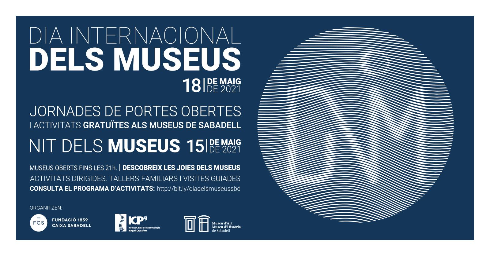 Sabadell celebra el Dia Internacional dels Museus i la Nit dels Museus per desè any consecutiu