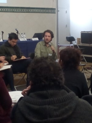 """Eduard Navarro, regidor de Treball i Empresa: """"Hem d'impulsar l'expansió territorial de l'Economia Social i Solidària com a nou model per resoldre més eficaçment les necessitats de la ciutadania"""""""