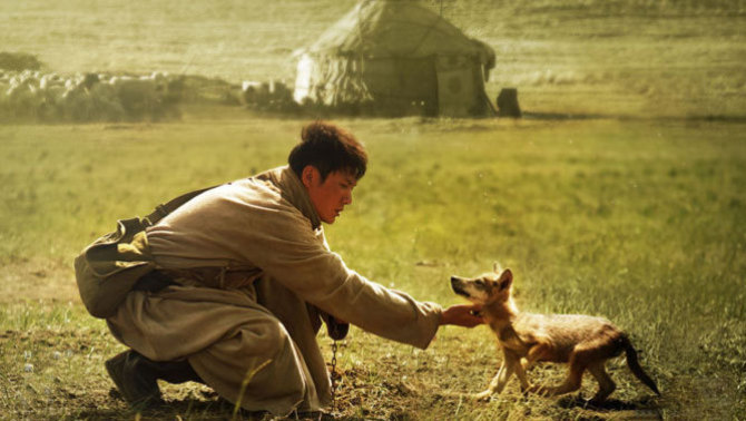 L'últim llop (Wolf Totem)