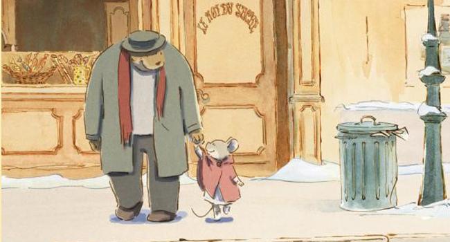 """Sessió de cinema familiar amb la pel·lícula """"Ernest & Celestine"""", aquest dissabte"""