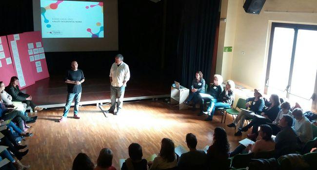 Sabadell acull la 1a trobada de la xarxa Escola Nova 21 Badabadocs del Vallès Occidental Nord