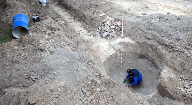 Unes excavacions arqueològiques constaten l'existència d'un jaciment romà al parc de Catalunya