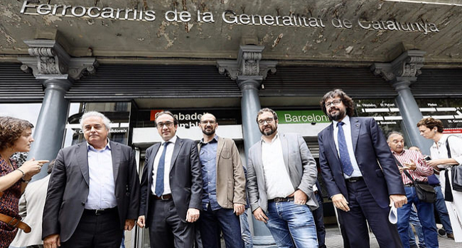 L'Estació Sabadell Rambla es convertirà a finals d'any en un espai de formació ferroviària i d'emergències