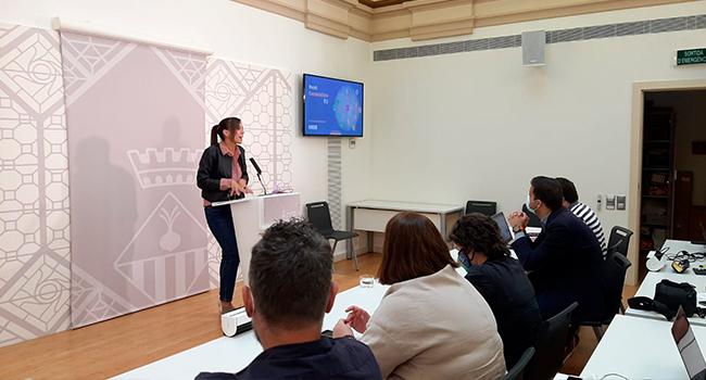 L'Ajuntament presenta els primers projectes per optar als Fons Next Generation, que suposarien una inversió superior als 20 milions d'euros