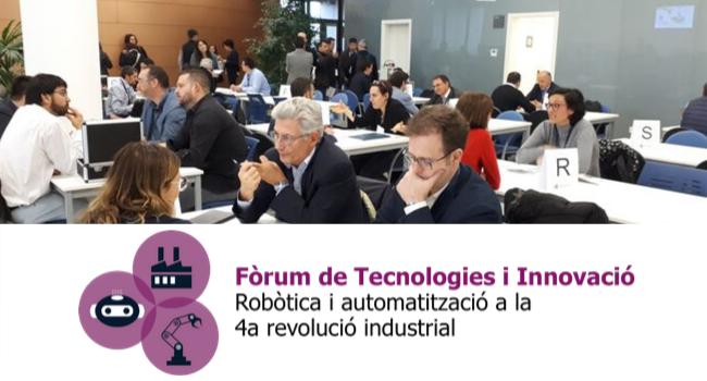 Oberta la inscripció per al setè Fòrum de Tecnologies i Innovació