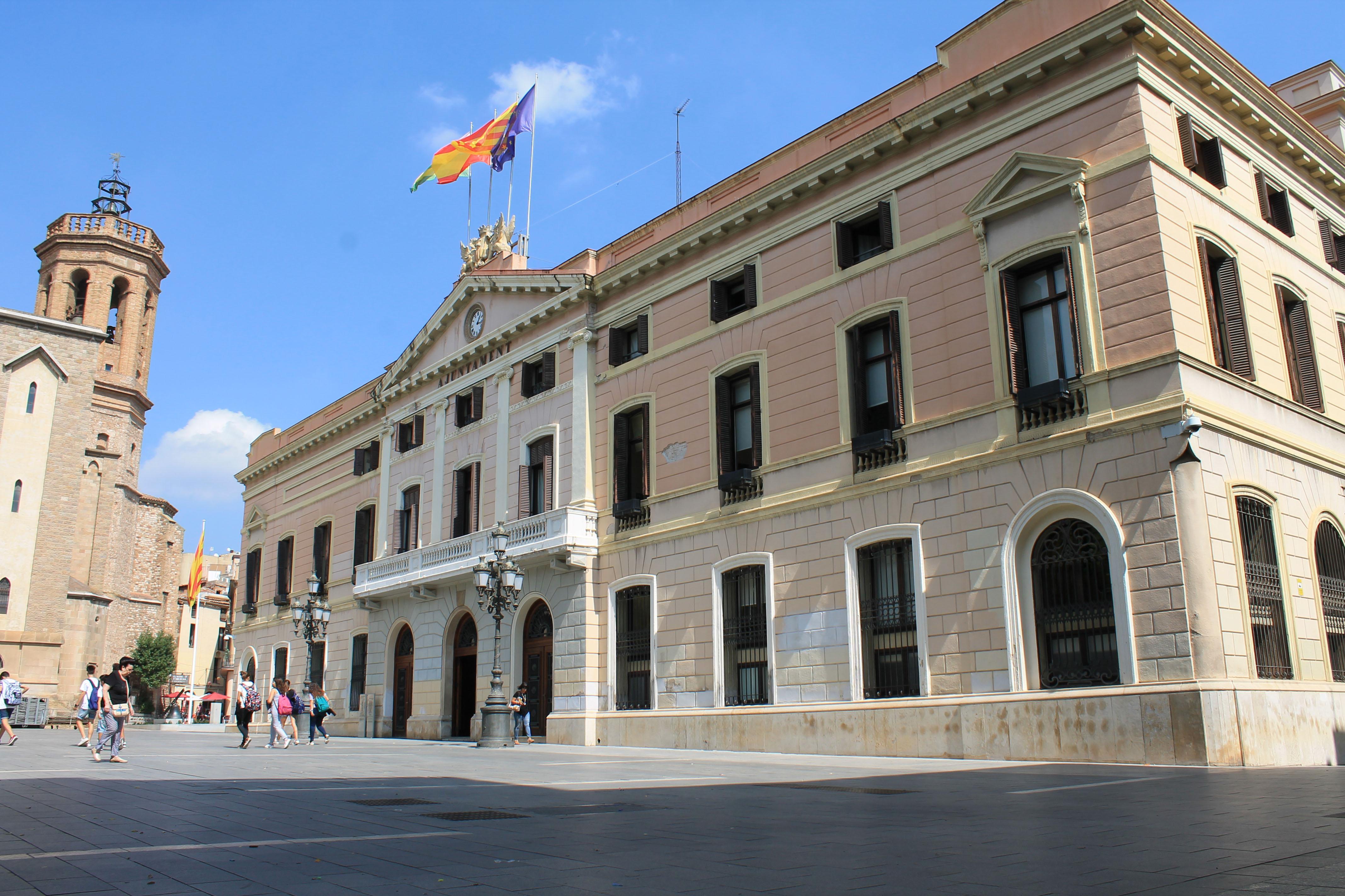 La Junta de Govern aprova un conveni amb la Generalitat per al manteniment del Punt de Trobada