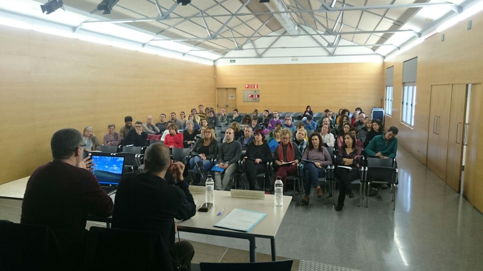 La quantitat i qualitat de les propostes rebudes i la diversitat de perfils entre els participants marquen l'arrencada del Fòrum Educatiu de Sabadell
