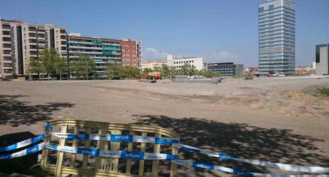 L'Ajuntament continua millorant l'espai públic amb obres de reparació a diferents carrers i aparcaments