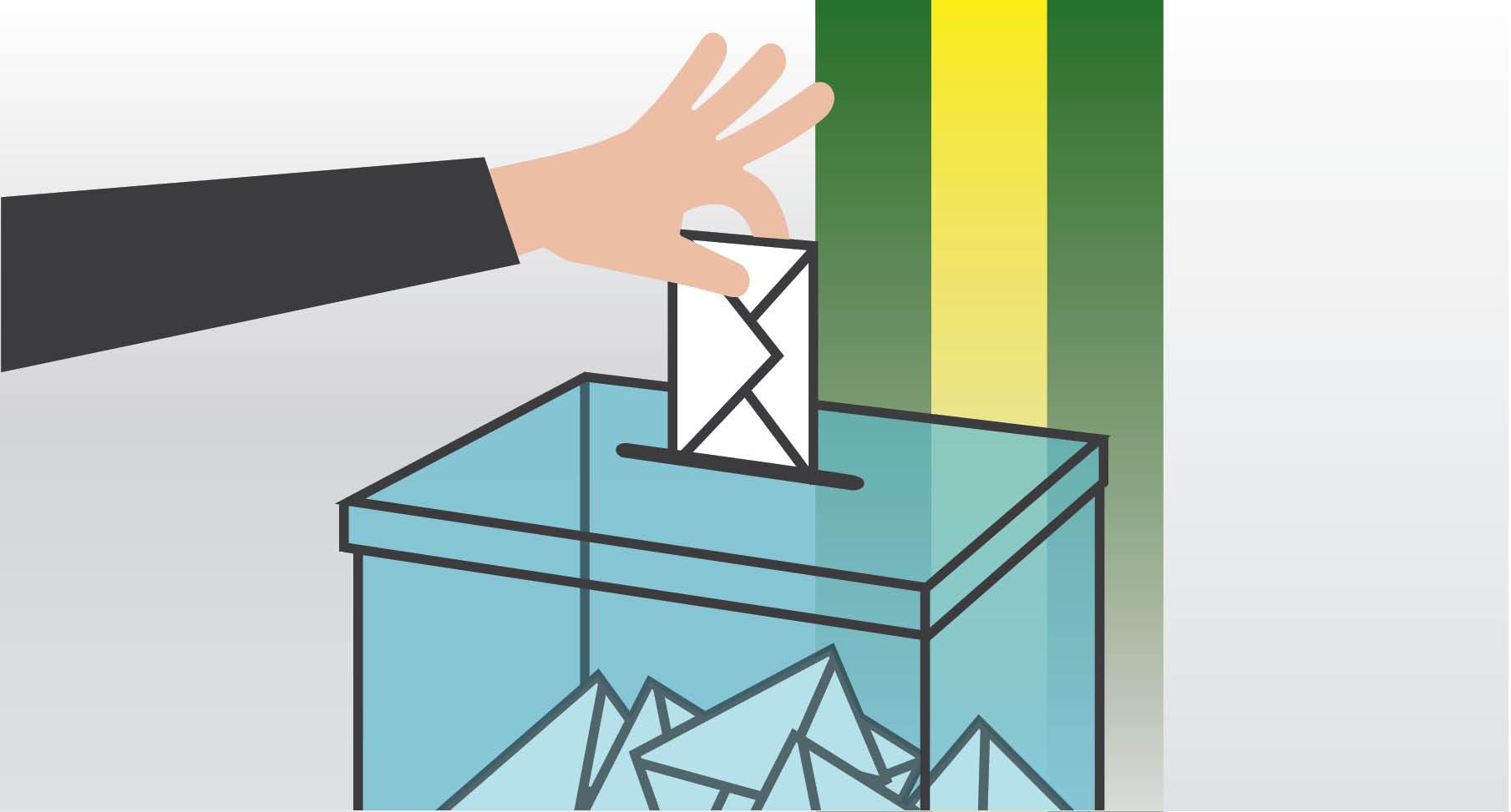 Gairebé 155.000 persones podran votar en les eleccions municipals i europees del diumenge 26 de maig