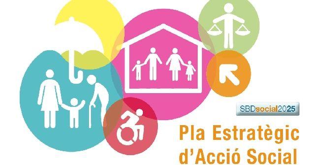Pla Estratègic d'Acció Social Sabadell 2025: un salt endavant!