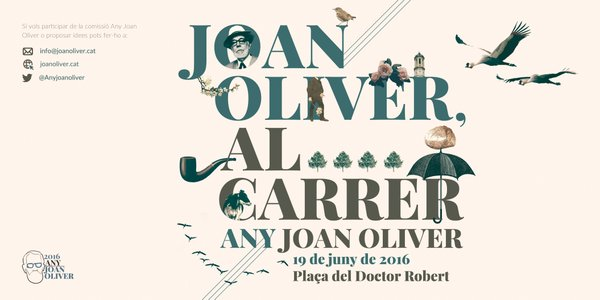 Sabadell homenatja l'escriptor Joan Oliver, Pere Quart, amb motiu del 30è aniversari de la seva mort