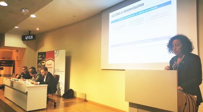 Sabadell participa en la presentació de les mesures de xoc per respondre a la situació de la indústria al Vallès Occidental