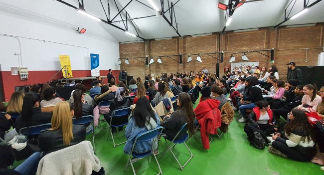 Joves en Acció celebra la festa de cloenda de l'edició 2019