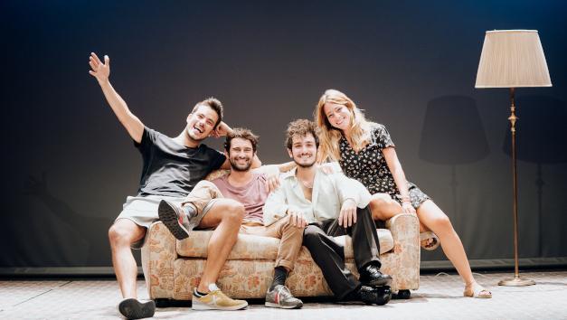 'Kràmpack', l'exitosa comèdia de Jordi Sànchez, arriba al Teatre Principal