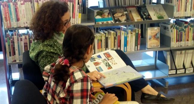 Quaranta alumnes participen en el programa de foment de la comprensió lectora Lecxit