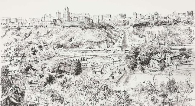 El Museu d'Art exposa il·lustracions del sabadellenc Agustí Masvidal, l'any del centenari del seu naixement