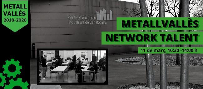 S'estrena el 'Network Talent MetallVallès' per posar en contacte empreses i persones en recerca de feina en el sector metal·lúrgic