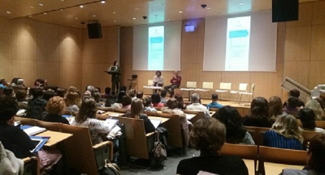La 1a Jornada per a orientadors acadèmics i professionals aplega a Sabadell més de 100 participants
