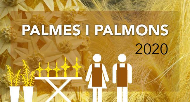 Obert el període de presentació de sol·licituds per vendre palmes i palmons per al Diumenge de Rams