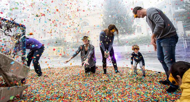 El Parc de Nadal proposa activitats lúdiques diverses al centre i, per primer cop, també al nord i al sud de Sabadell