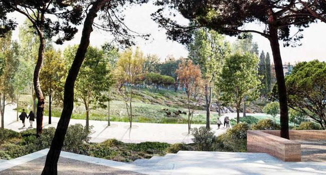 El projecte P.A.R.C. guanya el concurs urbanístic del parc del Nord