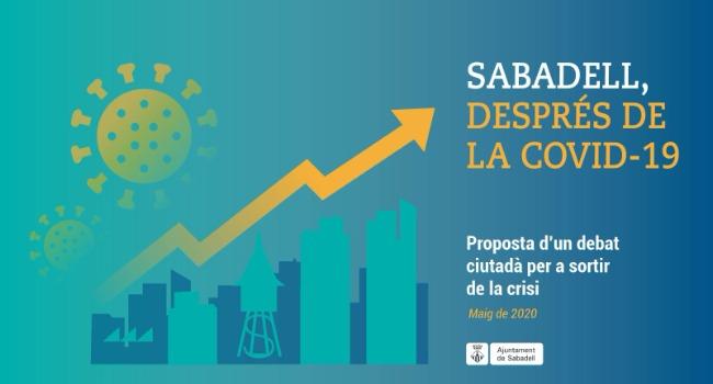 El Pla de xoc per reactivar la ciutat preveu més de 300 accions amb una dotació econòmica de quasi 8 milions d'euros