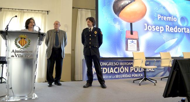 Un caporal de la Policia Municipal de Sabadell premiat per un treball sobre mediació de conflictes