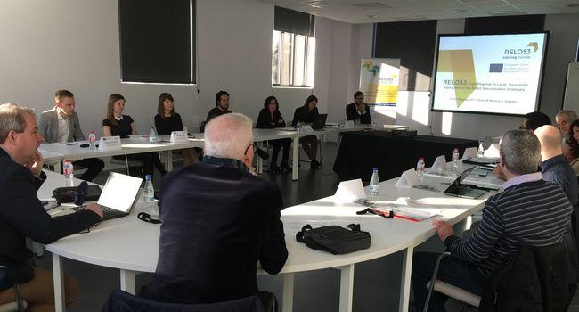 Primera trobada dels socis del RELOS3, un projecte d'innovació en l'economia local