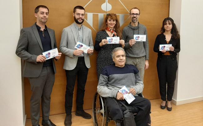 El programa Som Capaços presenta una vintena d'activitats per commemorar el Dia Internacional de les Persones amb Discapacitat