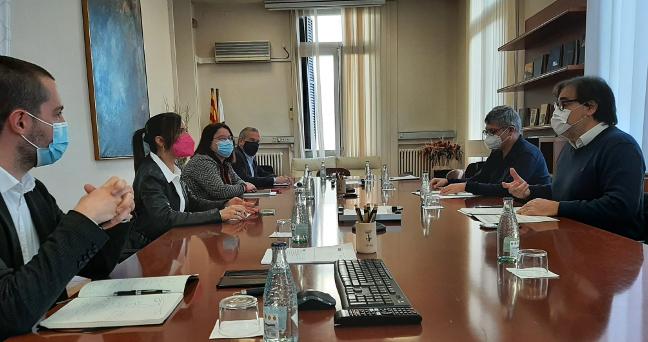 L'alcaldessa de Sabadell demana a la Generalitat i a l'Estat més recursos per incrementar el parc d'habitatge públic de la ciutat