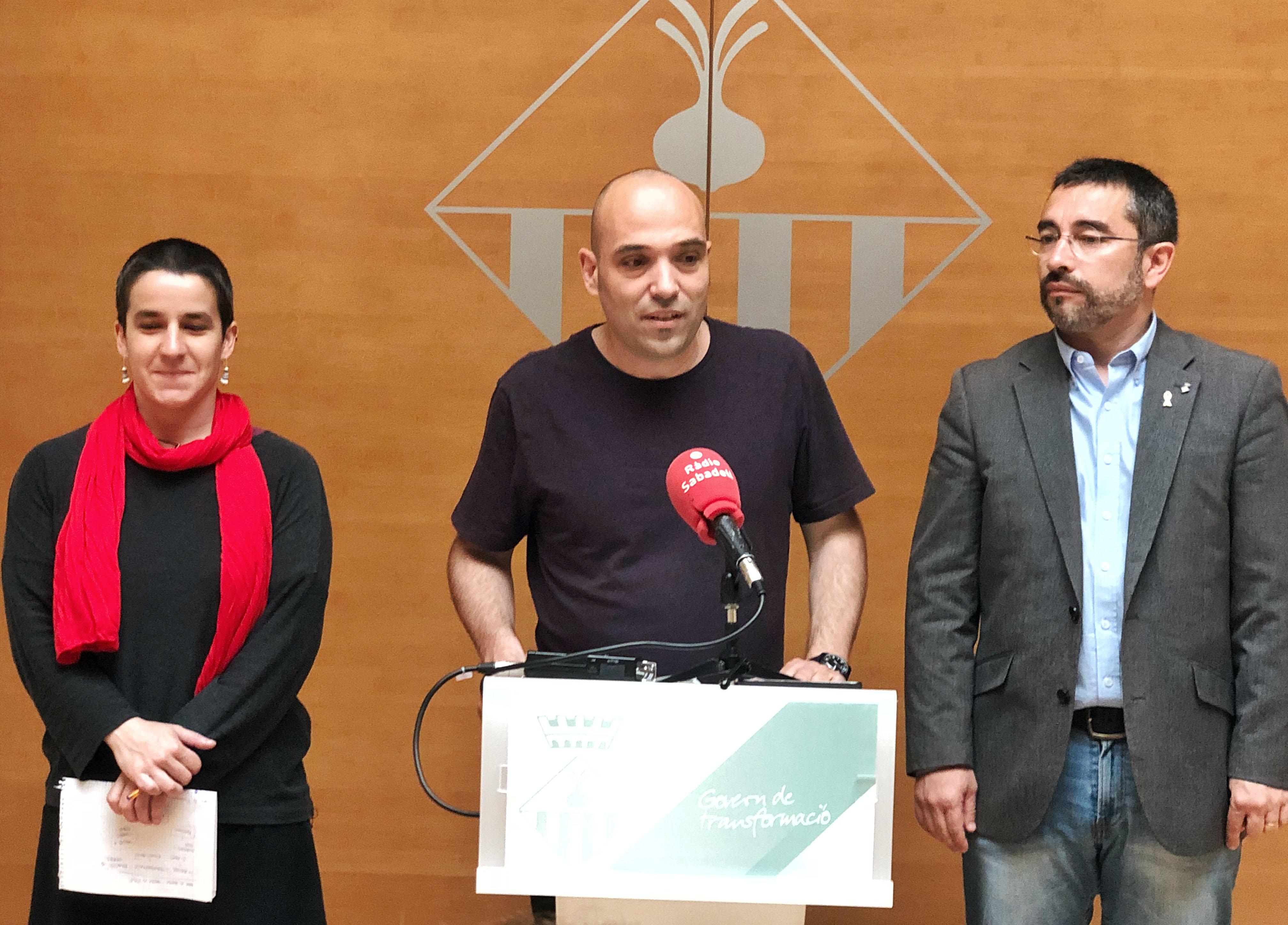 El preu de l'aigua no pujarà a Sabadell el 2018