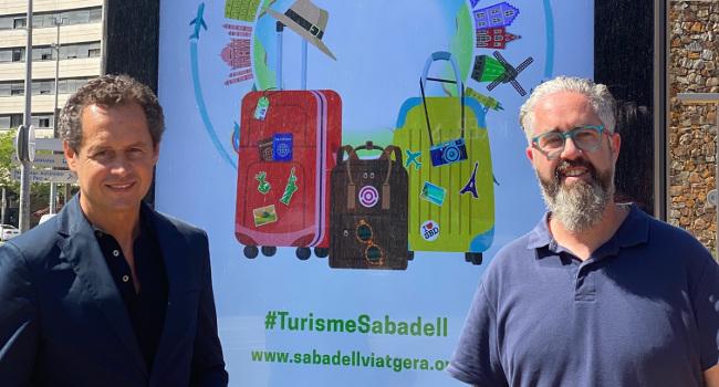 Comença la campanya de #TurismeSabadell en que les agències de la ciutat promouen els viatges segurs