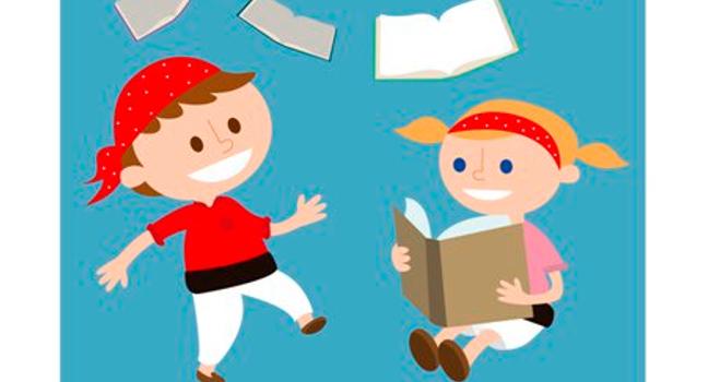 Les biblioteques municipals i els Saballuts col·laboren per fomentar la lectura i el món casteller