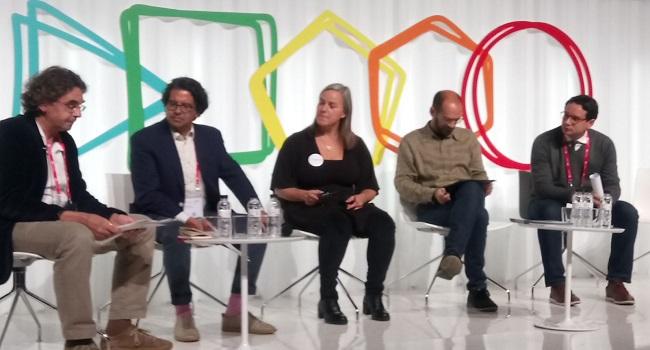 Maties Serracant participa en una ponència sobre el creixement sostenible de les ciutats a l'Smart City World Congress
