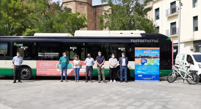 Sabadell celebra la Setmana Europea de la Mobilitat amb diferents activitats