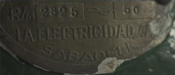 La sirena que va alertar del bombardeig de Gernika l'any 1937 es va fabricar a Sabadell