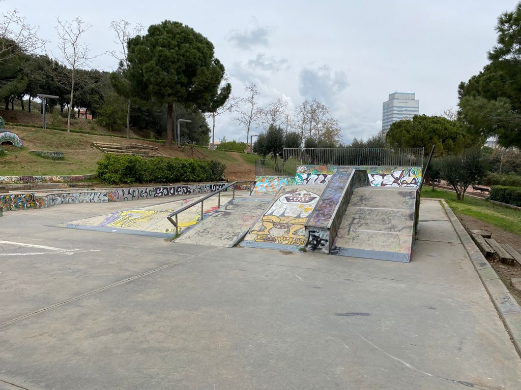 El parc de Catalunya tindrà un nou parc de patinatge