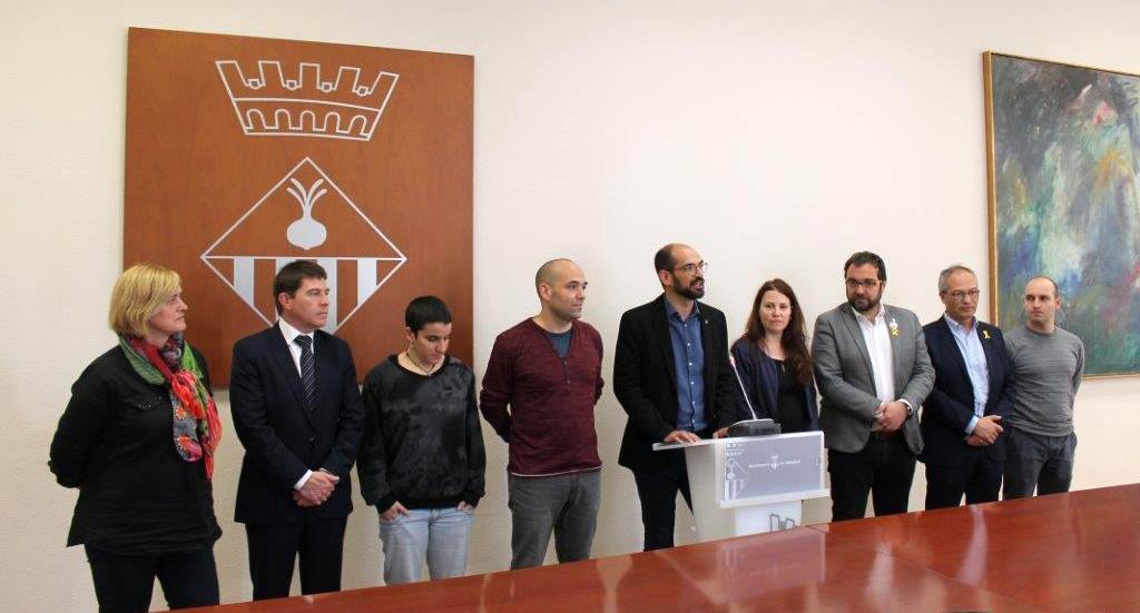 La Junta de Portaveus avala la candidatura d'Eva Abellan per al càrrec de la Sindicatura Municipal de Greuges de Sabadell
