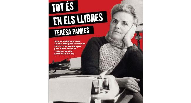 El CNL de Sabadell commemora el 8 de març amb una conferència sobre Teresa Pàmies de la mà de Montse Barderi